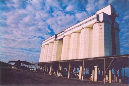 Миниэлеватор вместимостью 4000 тонн