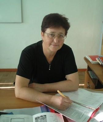 Гадупяк Вера Васильевна, учитель русского языка и литературы